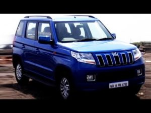 Mahindra TUV300 On Road Price In New Delhi